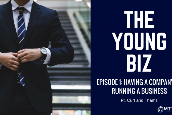 The Young Biz: Having a company vs running a business
