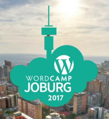 WordCamp Johannesburg 2017