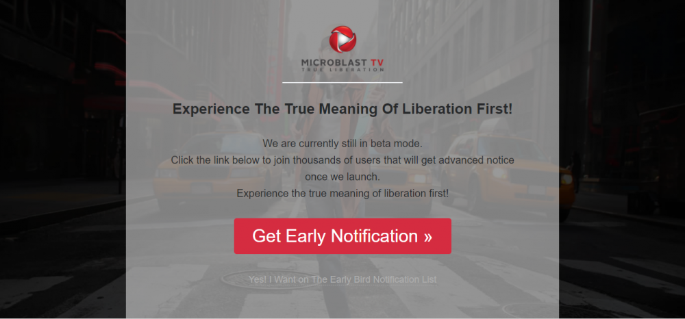 Microblast Tv