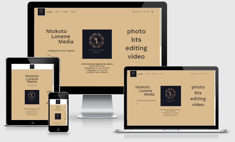 Ntokoto Lonene Media